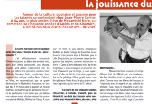 Read more about the article Aïkimag, juin 2012