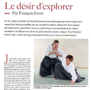 Read more about the article Le désir d'explorer, F.Forni