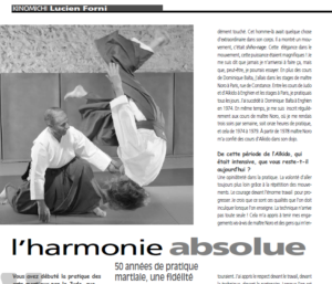Read more about the article L'harmonie absolue, L.Forni