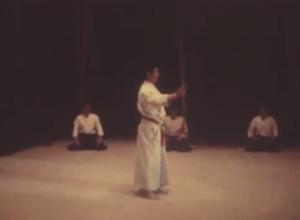 Read more about the article Masamichi Noro Senseï, fin des années 70