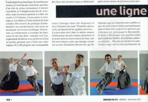 Read more about the article Une ligne d'harmonie, C. Auffret